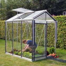 serre de jardin en verre pas cher
