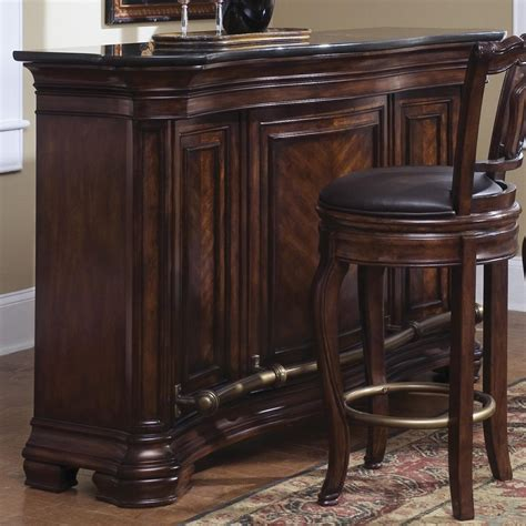 pulaski toscano vialetto dining collection d657240 pulaski furniture accents toscano vialetto bar olinde s