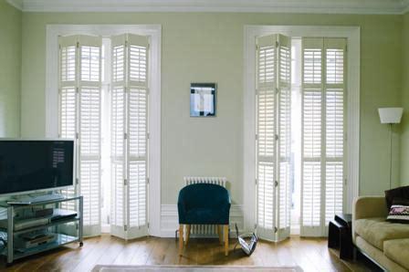 shutters  french windows  patio doors interior