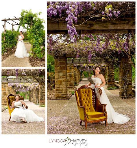 fort worth botanic gardens s bridal session