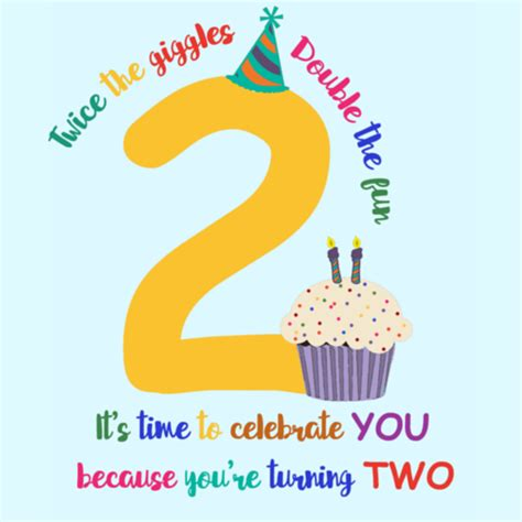 Happy 2nd Birthday Wishes For Happy 2nd Birthday Free For Kids Ecards Greeting Cards