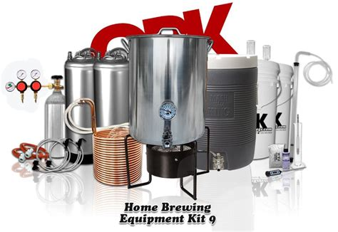 complete all grain beginner home brewing equipment kit