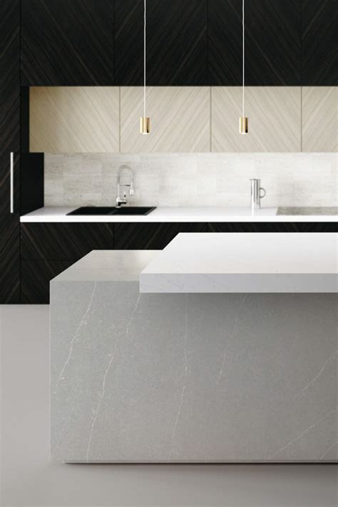 Top Kitchen Designs by Eternal Collection By Silestone