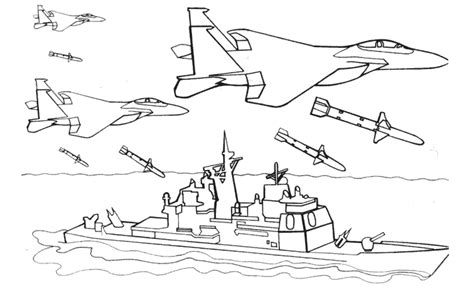 dessin bateau guerre bateau de guerre 17 transport coloriages 224 imprimer