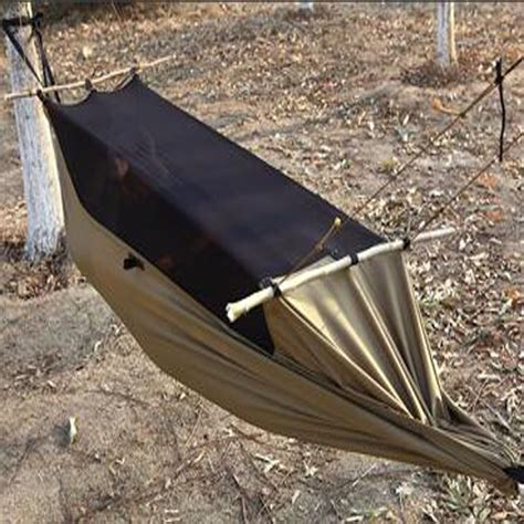 Hammock Swing Bed by Outdoor Portable Tent Hammock Polyester Swing Bed Anti