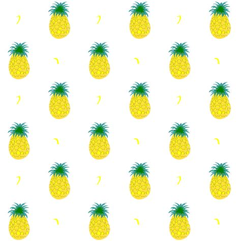 u fruity free digital fruity pineapple scrapbooking paper