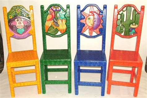 Colorful Chairs For Sale Design Ideas Equipal Furniture Equipale Carved Painted Furniture