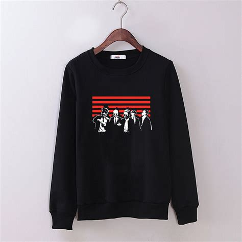 Hoodie Bigbang 01 bigbang kpop hoodie unisex coat g black big made harajuku clothes big