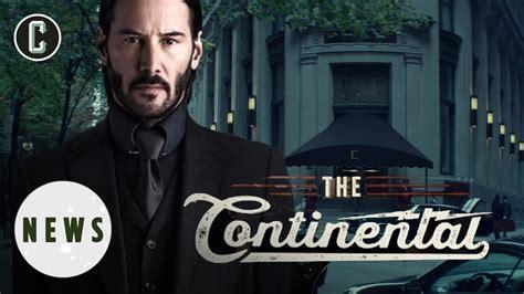 john wick tattoo say john wick tv series the continental heads to starz