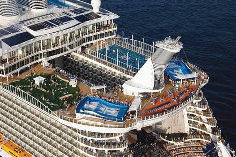 Fairmont Floor Plan by Which Cruise Ships Have Flowrider