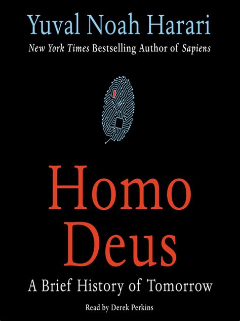 homo deus a brief 1784703931 homo deus public libraries of saginaw overdrive