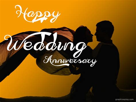 Wedding Anniversary Greetings Email by Happy Wedding Anniversary Greeting With Graphicsplay