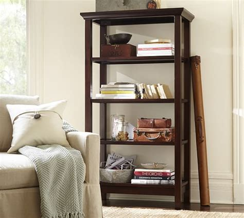 pottery barn bookcases roselawnlutheran