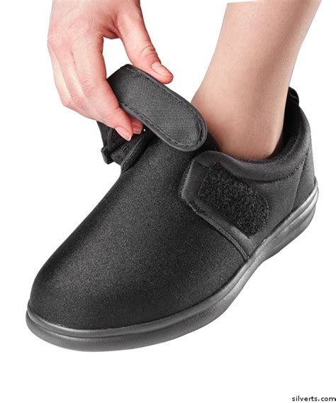 shoes for elderly womens diabetic velcro 174 shoes washable wide with