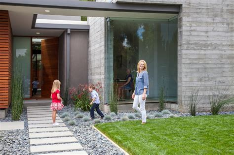 Exterior Entrance Way Ideas At Entry Way Modern Entry Other Metro By Modern