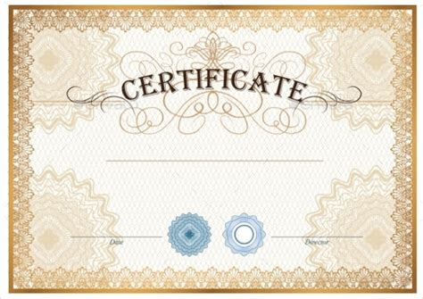 12 Blank Gift Certificate Templates Sle Templates Blank Gift Certificate Template