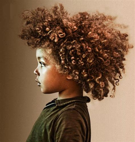 big curly haired kid with big curly hair pictures photos and images for