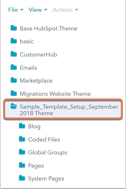 Hubspot Template Setup Review Your Hubspot Template Setup