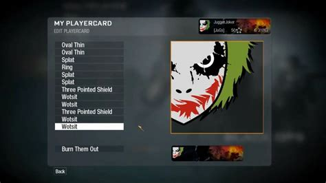 best black ops emblems black ops emblem tutorial best joker v2