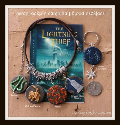 percy jackson bead necklace pjo the heroes of olympus photo 28978698 fanpop