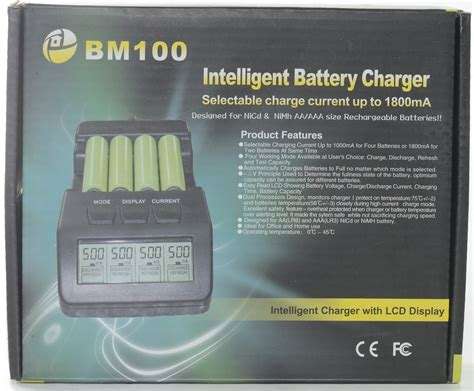 Charger Opus Bm100 Discharge Refresh With Lcd Saingan Powere T2909 1 review of charger opus bm100