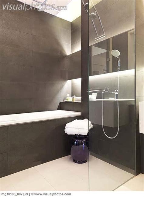 brown and white modern bathroom for the home pinterest