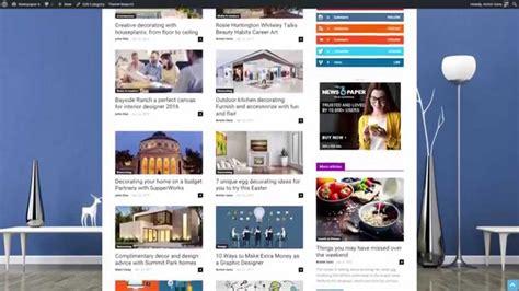 wordpress news tutorial newspaper 6 tutorial how to customize categories zepzia
