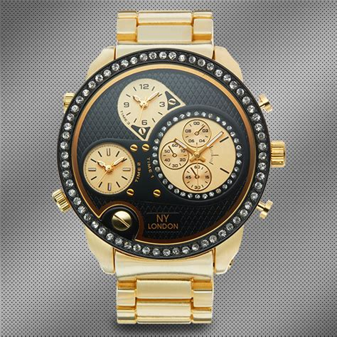 ny 3 time zone world bling mens property room
