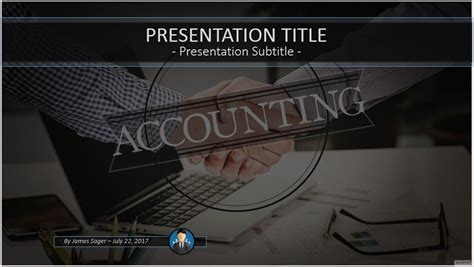 free accounting powerpoint templates free accounting powerpoint 82090 sagefox powerpoint