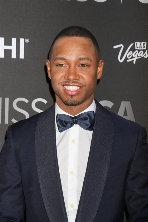 terrence j terrence j signs first look deal with mtv vh1 black