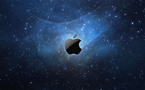 apple wallpaper with stars 1680x1050 stars and apple desktop pc and mac wallpaper