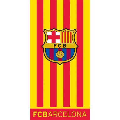 fc barcelona curtains fc barcelona beach bath towel new official football barca