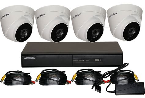 Cctv Hikvision Turbo Hd hikvision cctv kit with sharp images and fantastic 40 metre nightvision