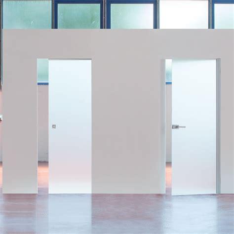maniglie per porte in vetro syntesis line porte scorrevoli filo muro eclisse