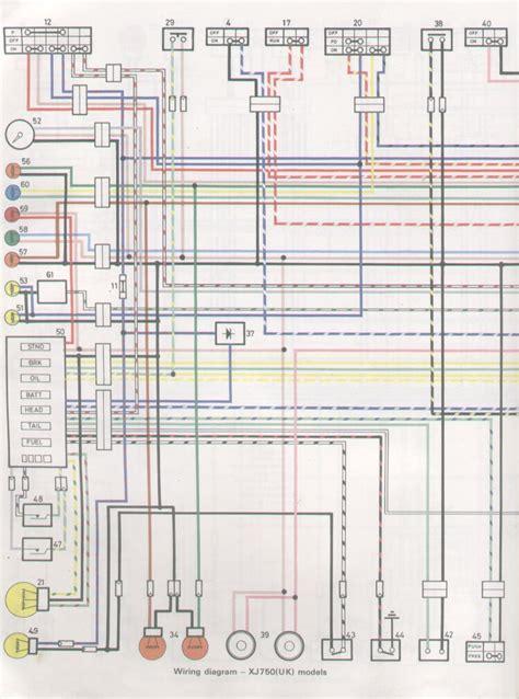 1982 yamaha maxim 750 wiring diagram 36 wiring diagram