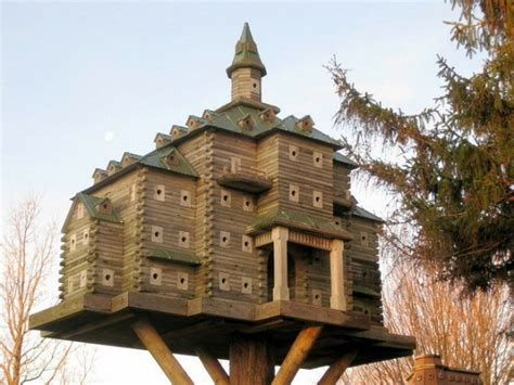 Holzbalkongeländer Selber Bauen by Vogelhaus Standfu 223 Selber Bauen Vogelhaus Selber Bauen