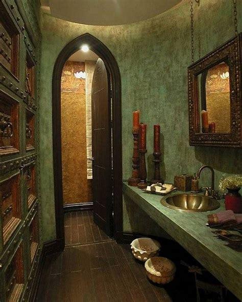 15 Astonishing Mediterranean Bathroom Designs