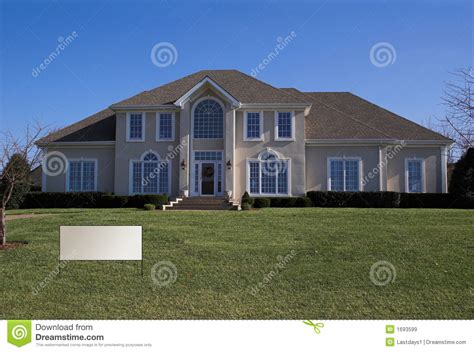 house beautiful com beautiful homes series b4 royalty free stock images