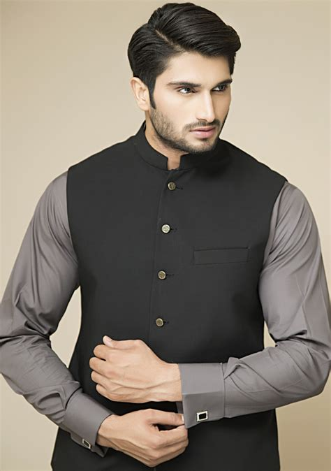 men salwar kameez with matching design wasket style traditional waist coat styles change your life style