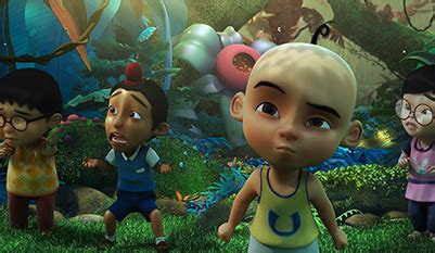 film upin ipin zombie upin ipin the movie les copaque production sdn bhd