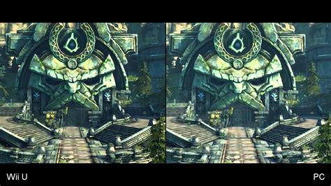 Shoo Vs darksiders 2 wii u vs pc comparison