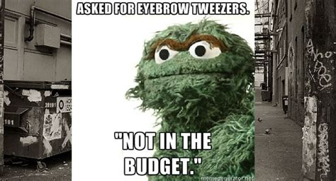 Oscar The Grouch Meme - 7 reasons why oscar the grouch is depressed craveonline