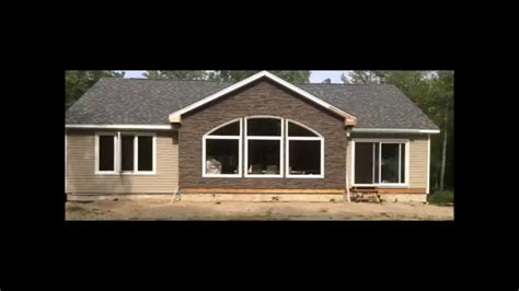 Combermere Cottages by Barry S Bay Combermere Ontario Cottage Build
