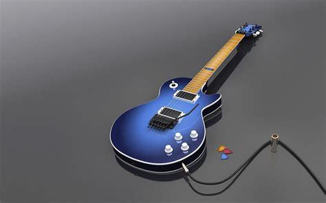 wallpaper guitar blue les paul guitar wallpapers wallpaper cave