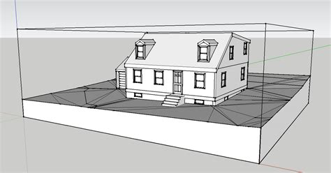sketchup layout crop view how to export a revit model to sketchup dylan brown designs