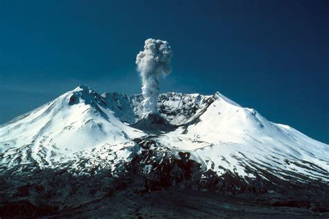 decades reveals forgotten images of mount st helens eruption the fringe