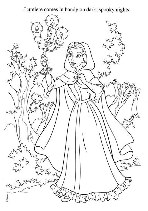 Belle E Lumi 232 Re Disegni Da Colorare Gratis Disegni Da And The Tr 2 Coloring Pages