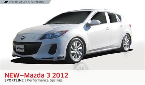 mazda product line product releases mazda 3 2012 sportline