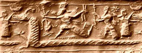 enuma elish and genesis enuma elish babylonian epic of creation