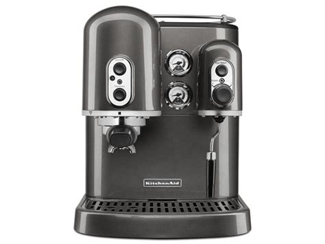espresso machine kitchenaid kitchenaid pro line series espresso maker